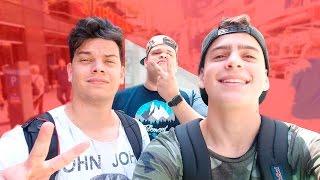 Viagem De Youtubers !!