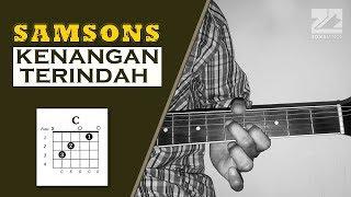 SAMSONS - Kenangan Terindah | Instrumen Melodi Tutorial