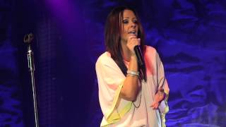 Sara Evans - Put My Heart Down & Slow Me Down 7-20-13 at Eagle Mountain Casino, Porterville, CA