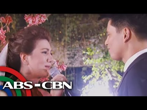 Zoren Carmina Wedding The Vows And Kiss