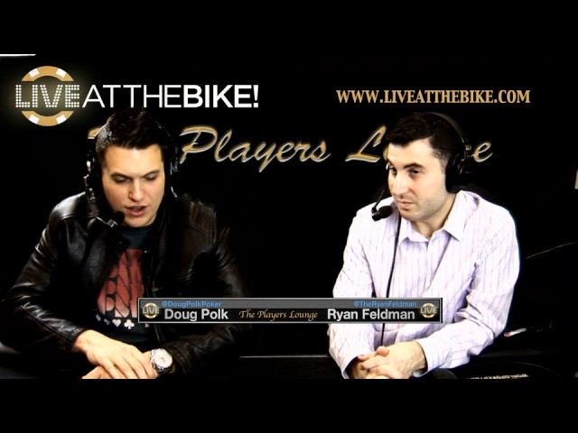 The Players Lounge w  Doug Polk 1