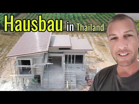 Thailand haus bauen preise