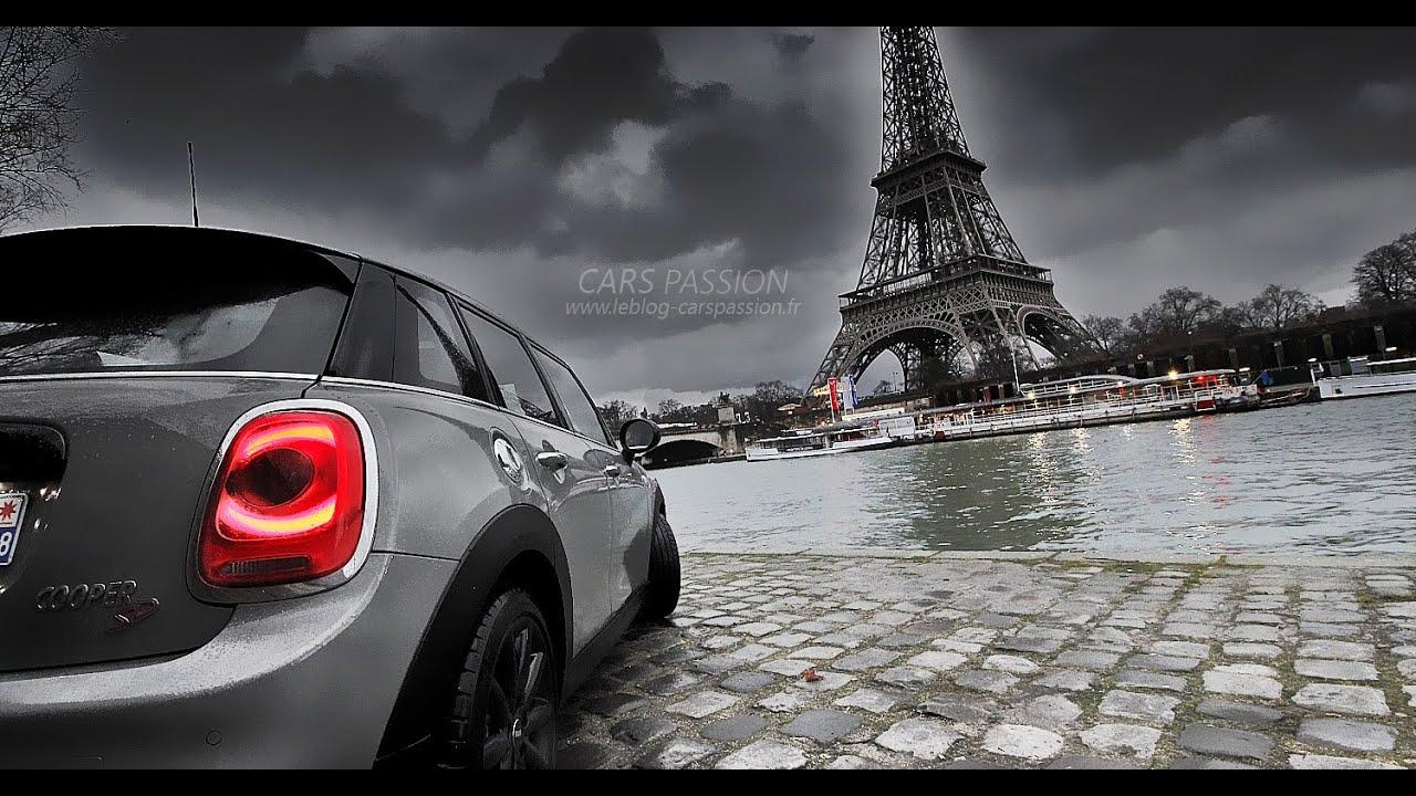 Mini Cooper Sd 170 Ch Diesel 5 Portes Youtube