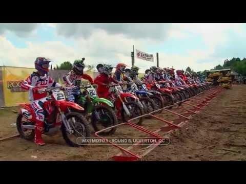 2016 Rockstar Energy Drink Motocross Nationals - R6 - Ulverton, QC
