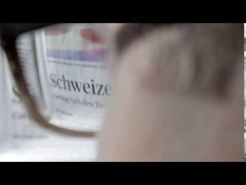 «Printed in Switzerland» Zeitung