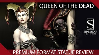 Queen of the Dead Premium Format Statue Review - Court of the Dead
