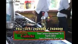 Mariscos El Culichi de el Salado Sinaloa en Tequila Jal.