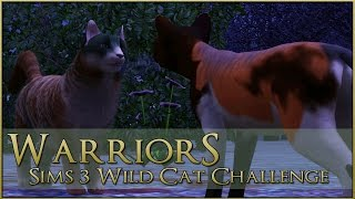 The Wild Oak and Lost Lizard || Warrior Cats Sims 3 Legacy - Episode #52