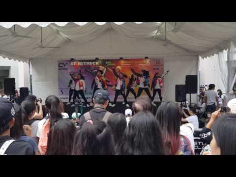 Keast - Starstruck Kpop Dance Battle 2017 Semi-Finals