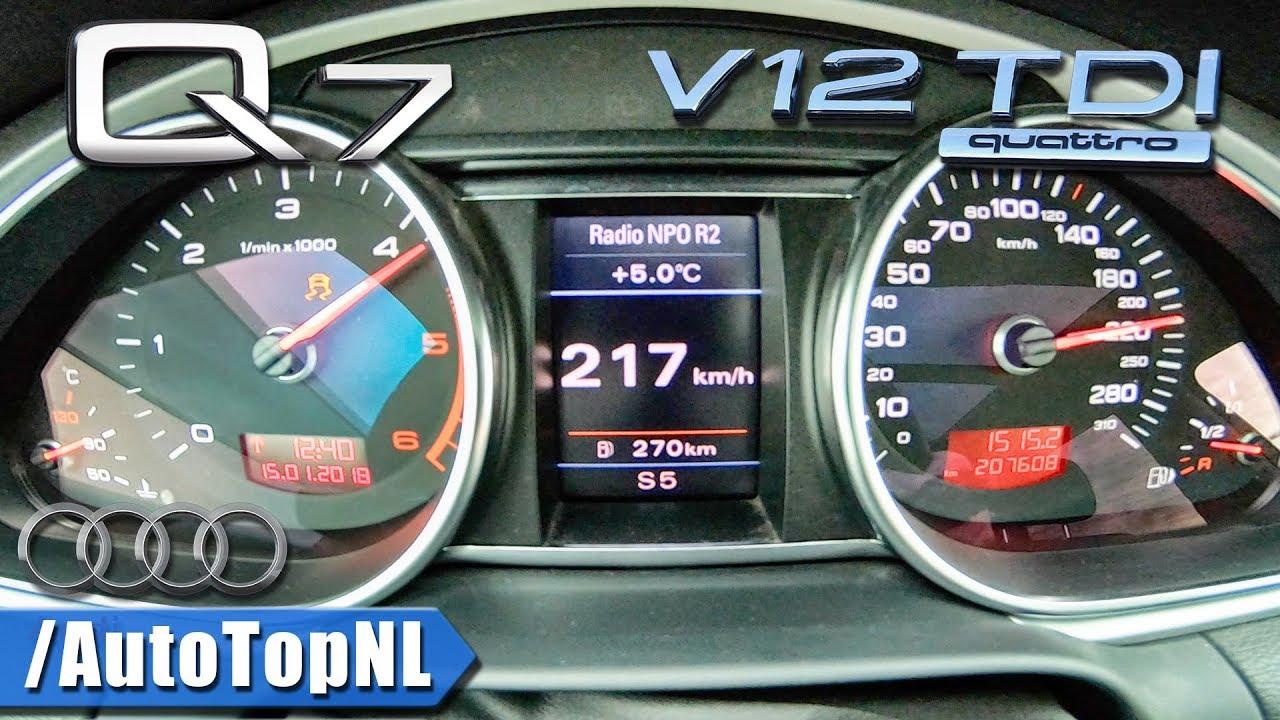 Kelebihan Kekurangan Audi V12 Tdi Review