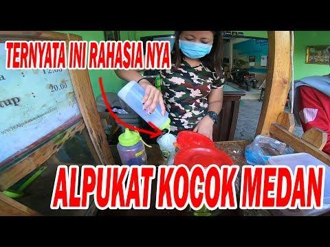 Alpukat Kocok Medan - Alpukat Kocok Viral - Surabaya Street Food #18