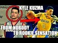 How Kyle Kuzma Went From Nobody To NBA Rookie Sensation