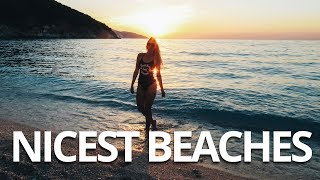 Nicest Beaches in Greece | Kefalonia Travel Vlog
