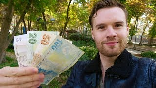 HOW EXPENSIVE IS ANKARA, TURKEY? A DAY OF BUDGET TRAVEL 🇹🇷