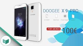 smartphone por menos de 100 doogee x9 pro review en espaol