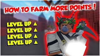 Roblox Parkour How To Level Up Faster [MUCH MORE POINTS]