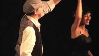 Foxtrot, tango canyengue et polka