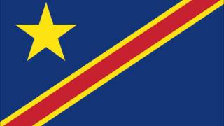 National Anthem of Congo-Kinshasa | Hymne national de la République démocratique du Congo