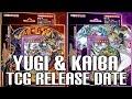 Yugioh Yugi Muto Seto Kaiba Structure Deck English TCG Release Dates