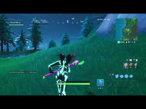 All the locations fortbyte 27 fortnite
