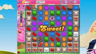 Candy Crush Saga Level 964 No Boosters