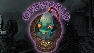 Игромания-Flashback: Oddworld: Abe's Oddysee (1997)