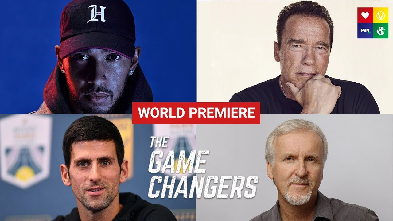 BREAKING NEWS: The Game Changers Announces Release Date [Official Film Trailer]