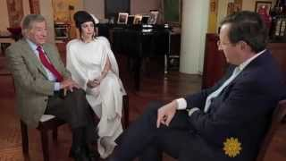Lady Gaga and Tony Bennett - Interview on CBS Sunday Morning 21.09.2014
