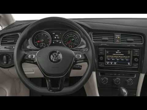New 2019 Volkswagen Golf Middleton WI Madison, WI #VW5887