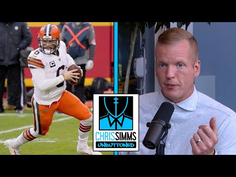 Chris Simms' Top 40 Quarterbacks: No. 13 Baker Mayfield   Chris Simms Unbuttoned   NBC Sports
