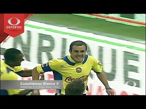 Fut Retro: América 6-2 Cruz Azul, Cuartos de Final Clausura 2005 | Televisa Deportes