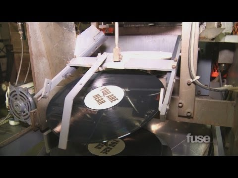How Vinyl Records Get Made