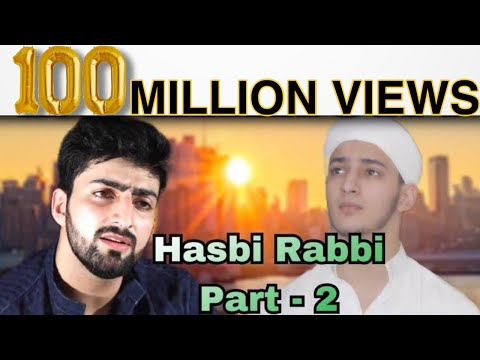 HASBI RABBI JALLALLAH PART 2 | DANISH F DAR | DAWAR FAROOQ |