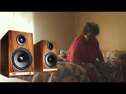 PLAYING LOUD MUSIC PRANK ON SLEEPING GRANDMA! (PART 2)