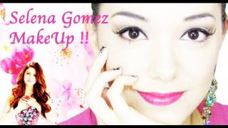 Selena Gomez MakeUp Tutorial + Eyeliner tips