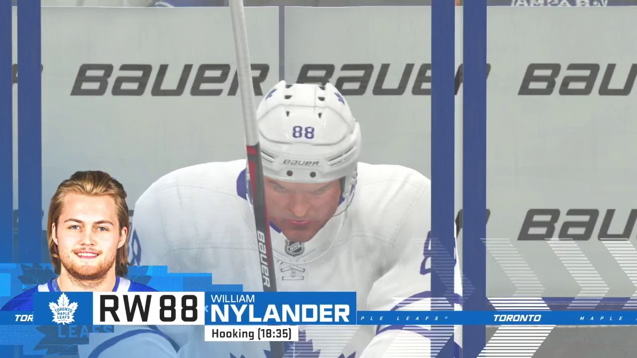 2020 NHL Playoffs Round of 16 Game One: Tampa Bay Lightning ...