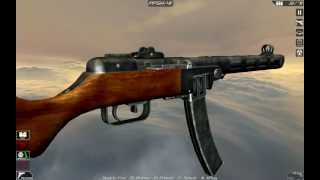 Ppsh - 41 (full disassembly and operation) ППШ