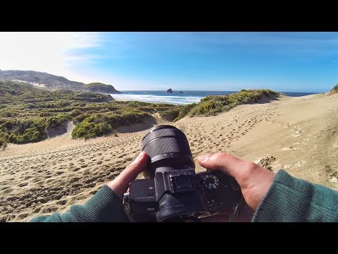 Shooting Midday Landscape Photography with Sony 28-70