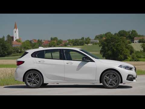 The all new BMW 1 Series Design Preview