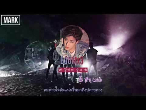 [karaoke/thaisub] GOT7 - BOOM x3