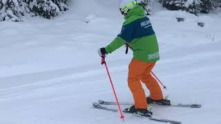 Ski Instructor Exam | IASI Level 1 Norway | 2018 | www.skidefinition.com