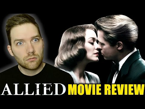 Allied - Movie Review