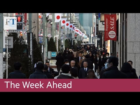 Japan GDP, G20 health ministers meet | The Week Ahead