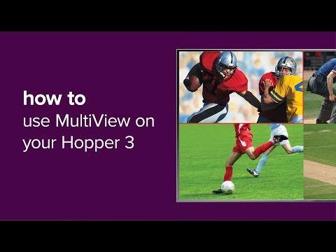 MultiView On DISH's Hopper 3