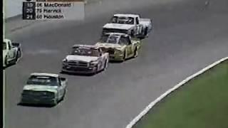 1998 NASCAR Craftsman Truck Series NAPA Auto Care 200