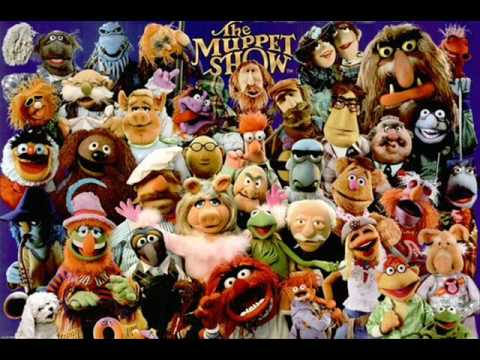 Muppets show theme