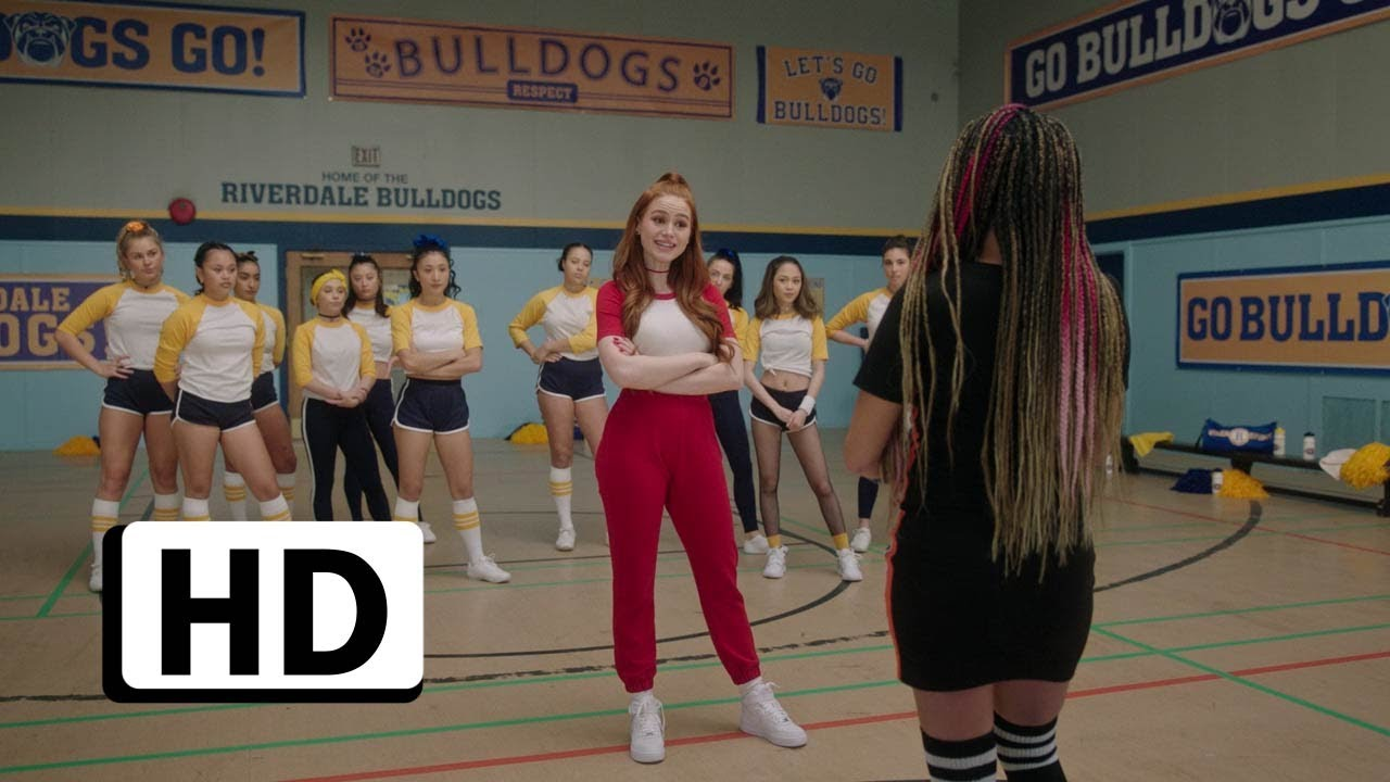 Download Cheryl has a dance-off with the Vixens  | Riverdale Season 5x07 |