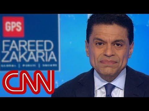 Fareed: Trump's Iran rhetoric an immediate challenge