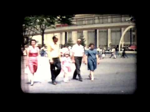 NY World's Fair 1965, a film by Florence Zaneski Rolle