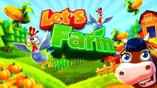 На ферму игра. Let's farm trailer. Let's farm игра